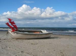 Usedom Strand Boot